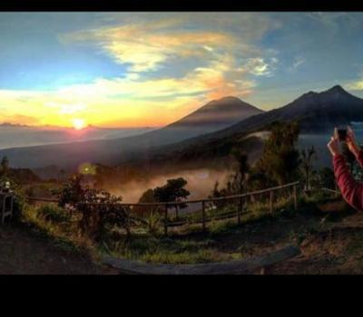 faites l'ascension Gunung Batur pour lever de soleil