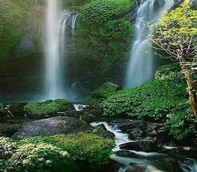 randonnée  à la cascade de sikumpul magnifique avec un guide francophone balinais