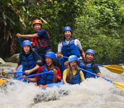 randonnée au mont batur-avec-lever-de-soleil-magnifique--combinaison-rafting-a-ubud