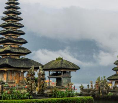 randonnée  à jatiluwih tabanan,bali(indonesie)