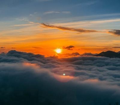 randonnée mont batur Bali - Kintamani, Paysages  tres Exotiques