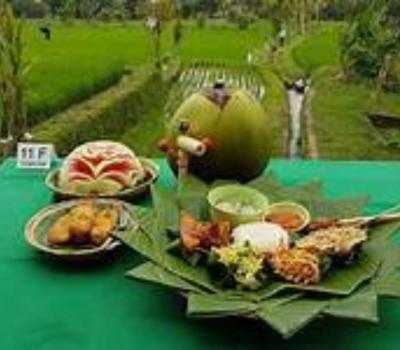 bali balade à pied et cours de cuisine ubud