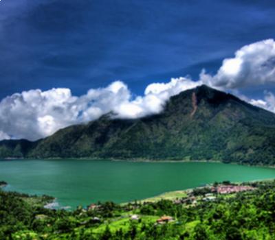 voyage à bali Bali randonnes au Mont Batur  et lever de soleil  avec un guide expérimenté