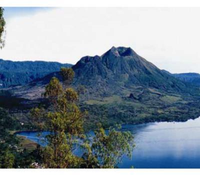 ascension du mont Batur est incroyable, inoubliable