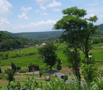 randonnée dans les rizierres kastala ,bali-balilabelle