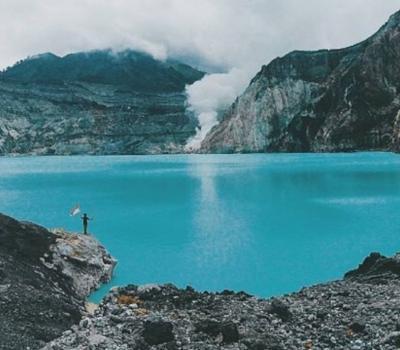 pakage 3 jours et 2 nuits ,l'ascension du mont ijen et l'ile de menjangan
