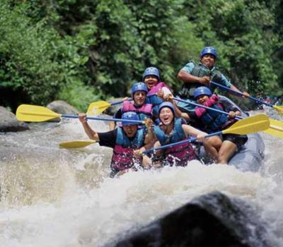 Escalade du mont batur tres impressionant2020 combanaison rafting ayung river