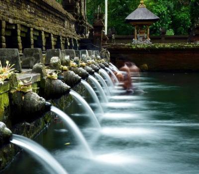 escalade du mont batur-ubud- tampaksiring et la cascade tegenungan