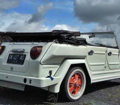 Bali Safari ,l'ascension du Mont Batur  et lever de soleil avec Volkswagen Jeep