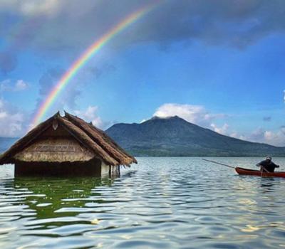 ascension du mont batur avec du rafting a ubud