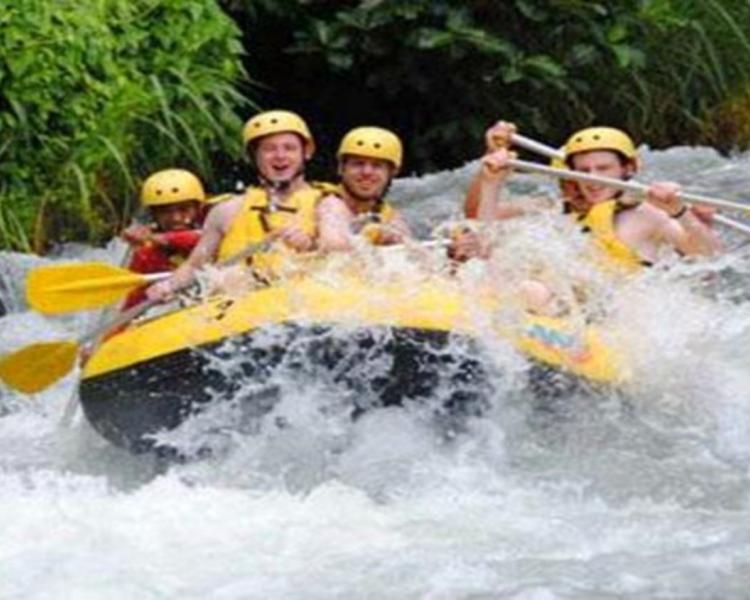 voyage à bali Rafting - telaga waja, Bali-balilabelle