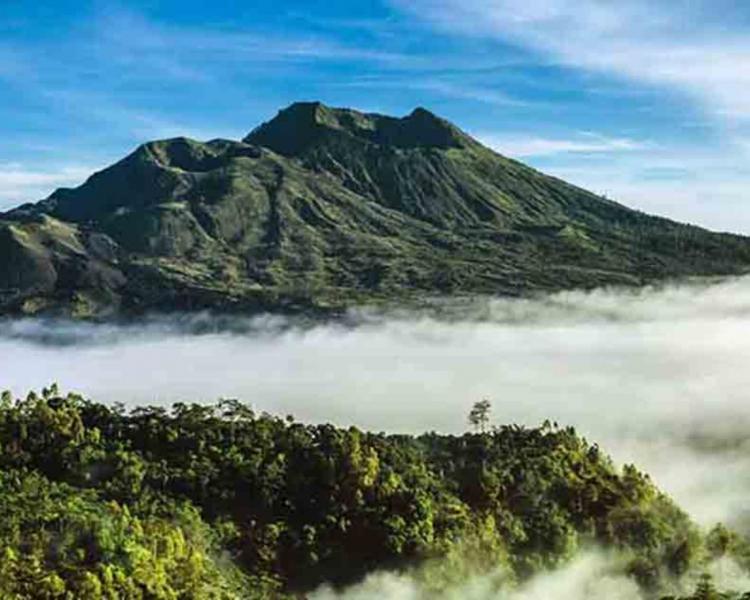 Randonnée au mont Batur et le magnifique lac Batur,balilabelle