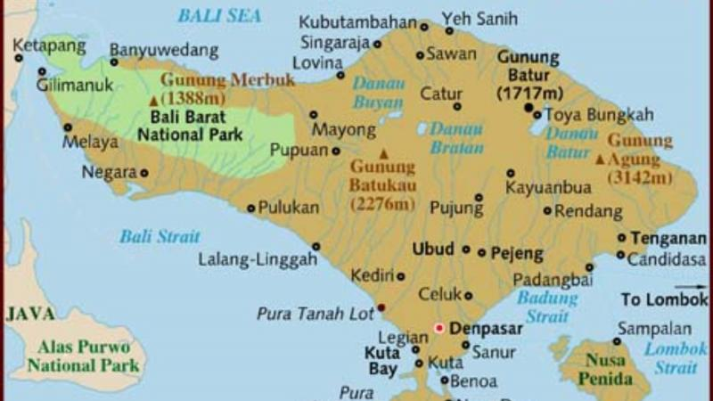 3 tops circuits exotiques avec un guide francophone balinais-balilabelle
