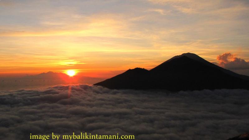 excursion d'une journée  l'ascension du mont batur avec un guide francophone balinais-balilabelle