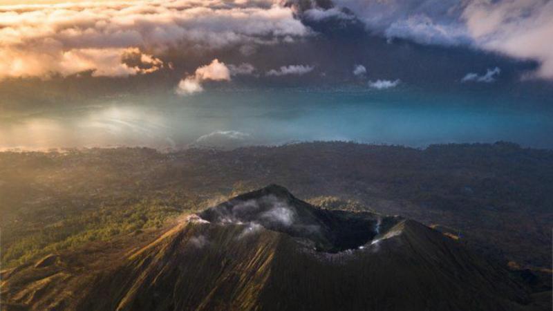 ascension du mont batur avec un guide francophone balinais-balilabelle
