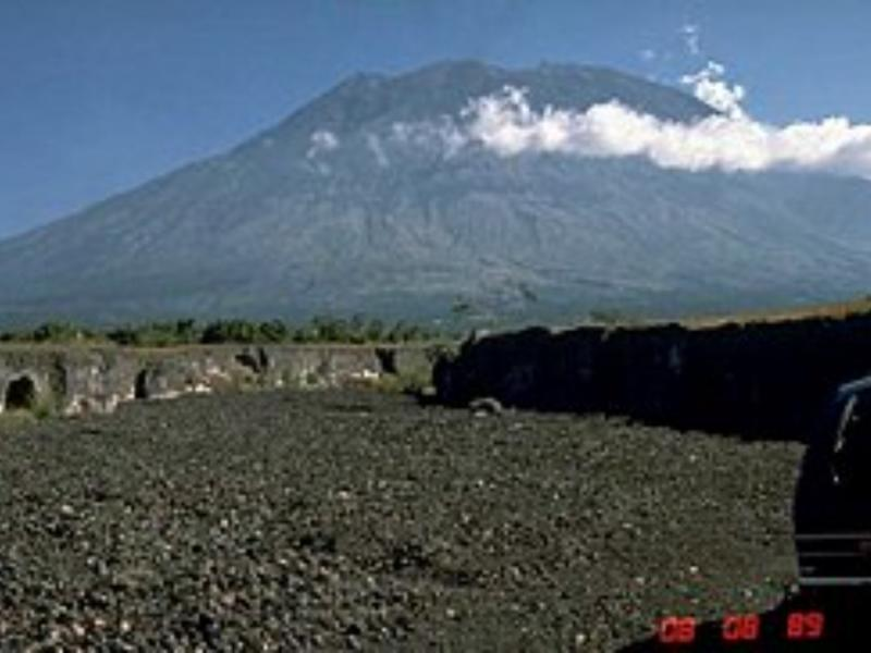 2 ascensions volcans  tops avec balilabelle à Bali