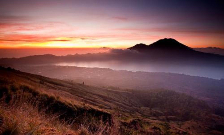 randonnée sur le mont Batur est incroyable,  ne jamais oublier