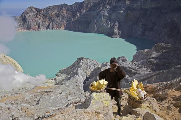escalader  le mont bromo et ijen