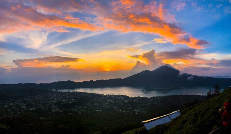Randonnée sur le mont Batur avec un guide local et expérimenté