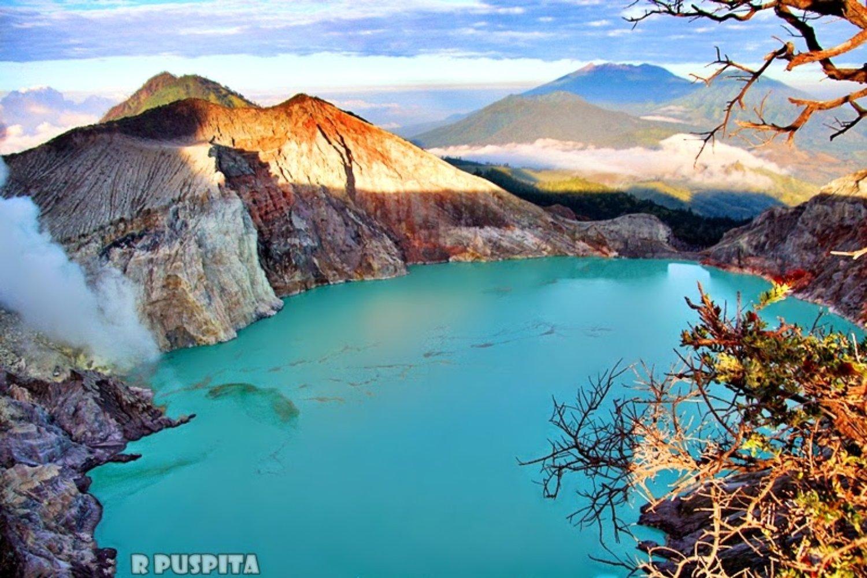 randonnee et Explorer Le Mont Ijen avec L'ile de Menjangan( 3jours et 2 nuits)