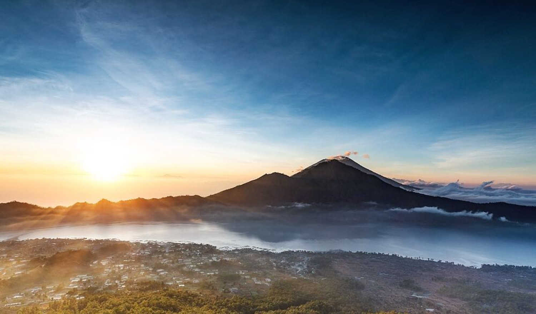 voyage à bali Incroyable escalade du mont Batur, Kintamani Bali