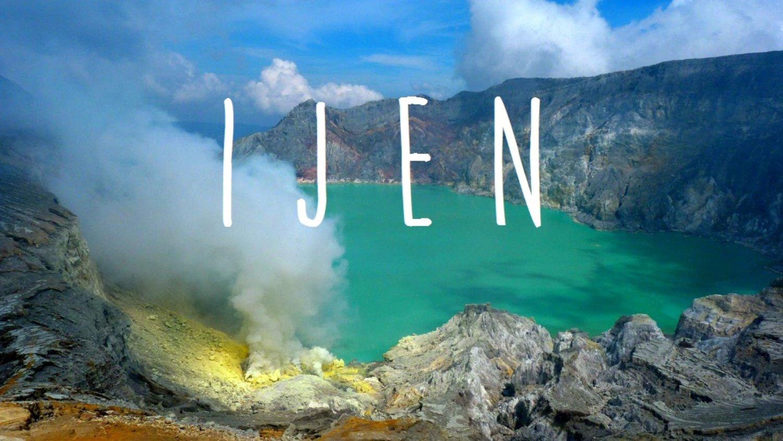 très belle randonnée  au mont ijen avec un guide local expérimenté depuis bali