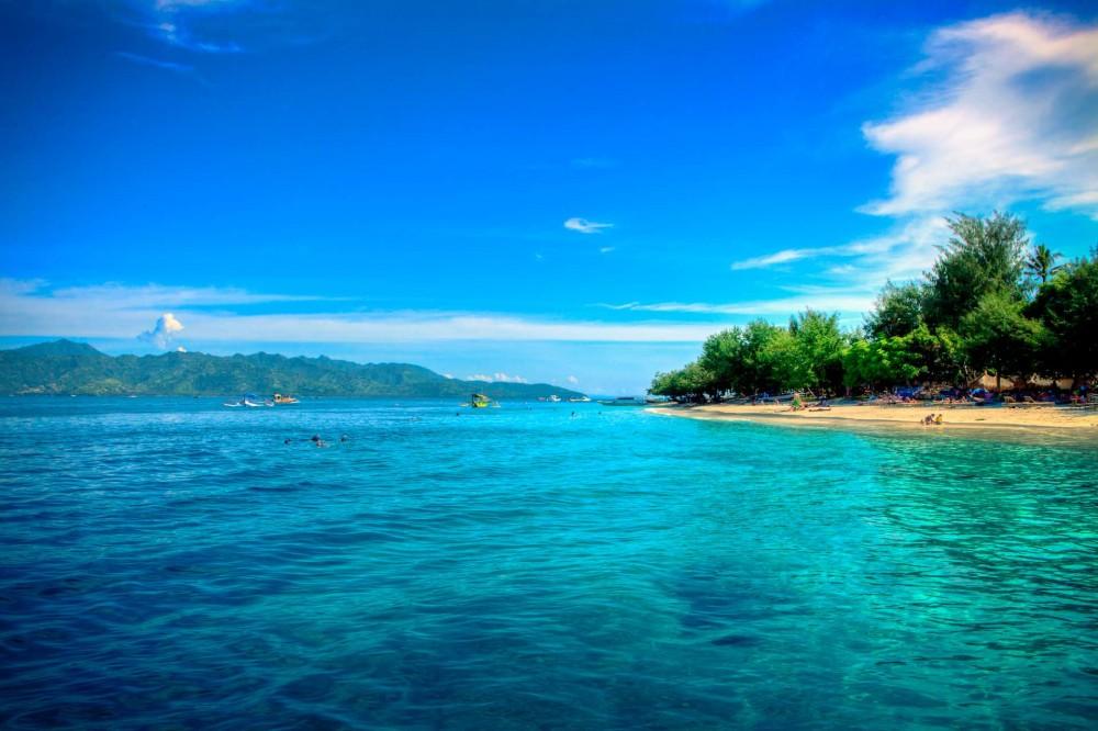 Départ De Bali Pour Gili Trawangan