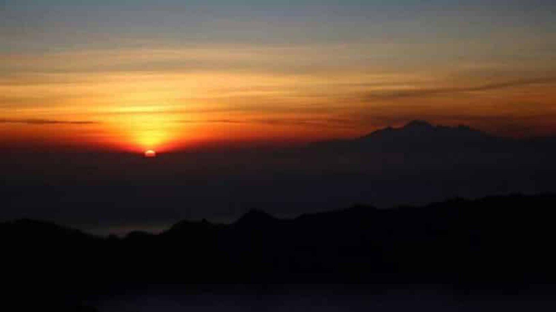 randonnée au Mont Batur 2020 -kintamani. Bali