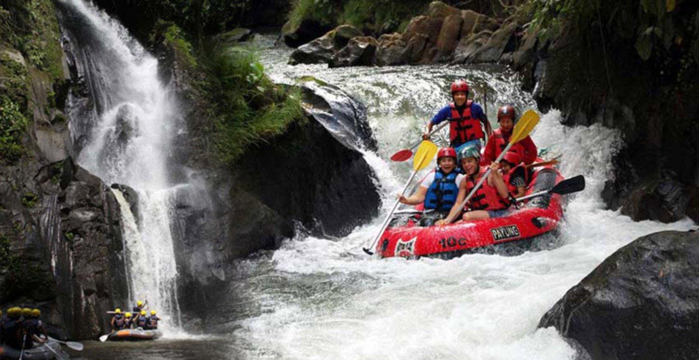 ascension du mont batur combiné du rafting a telaga waja