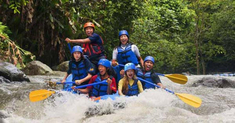 Rafting - telaga waja, Bali-balilabelle