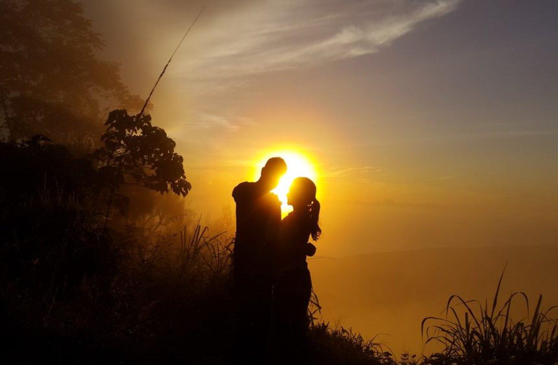 voyage à bali Vous montez le mont Batur très impressionnant- balilabelle