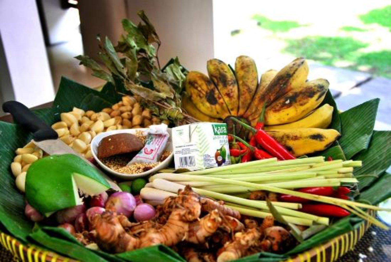 Randonnée avec la beauté du village de munduk et cours de cuisine