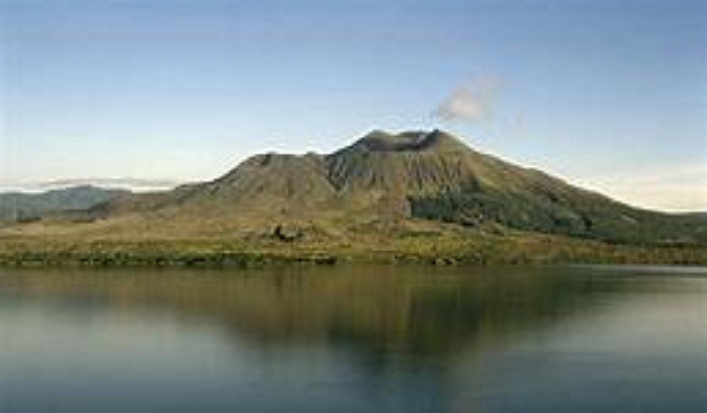 Escalade du mont Batur, lever du soleil et lac