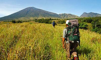 randonnée au village de sidemen avec des jolies collinnes et rizierres
