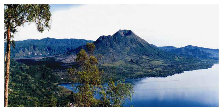 voyage à bali monter du mont Batur combinaison, visitez ubud( village d'artist)