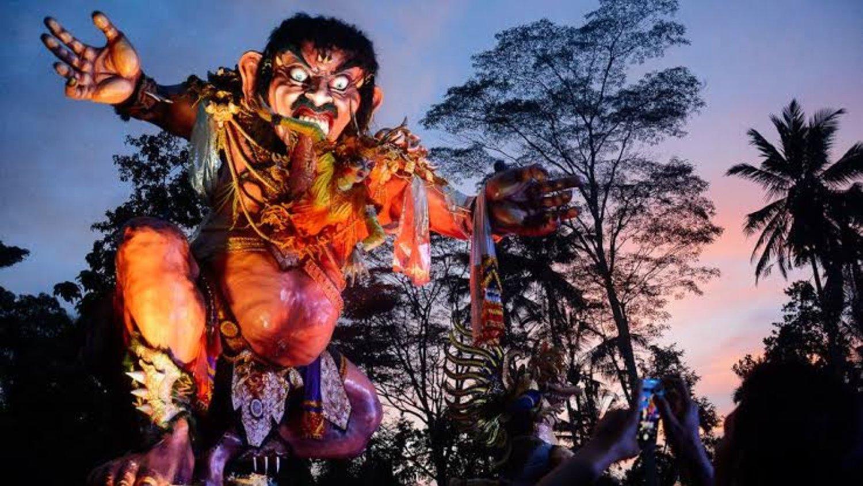 le sens et la tradition de la célébration de Nyepi à Bali 2021