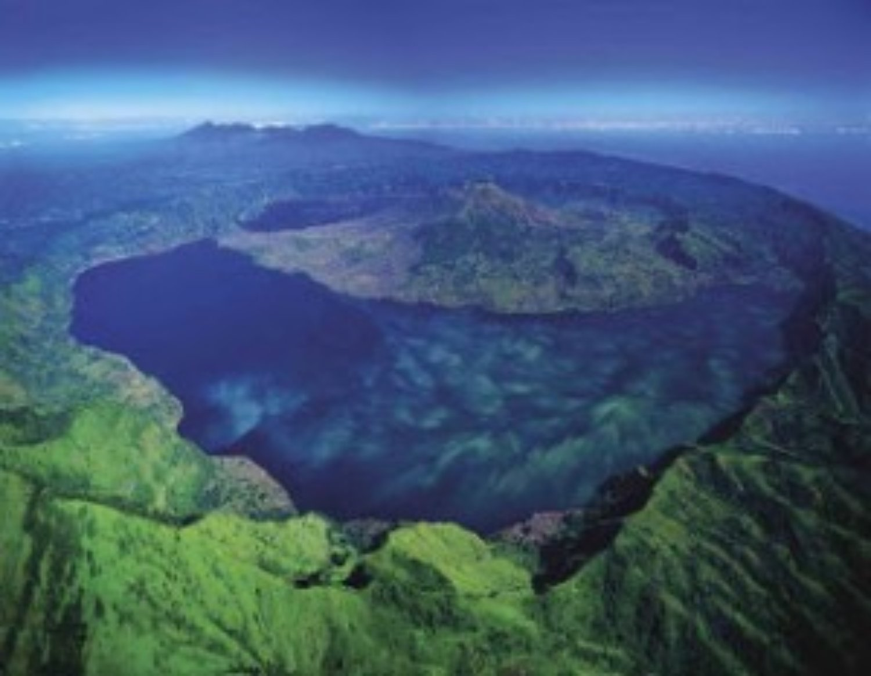 randonnée  le majesteux du mont agung  à bali