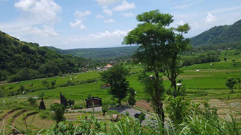 se promener dans les rizières du Kastala est enchanteur
