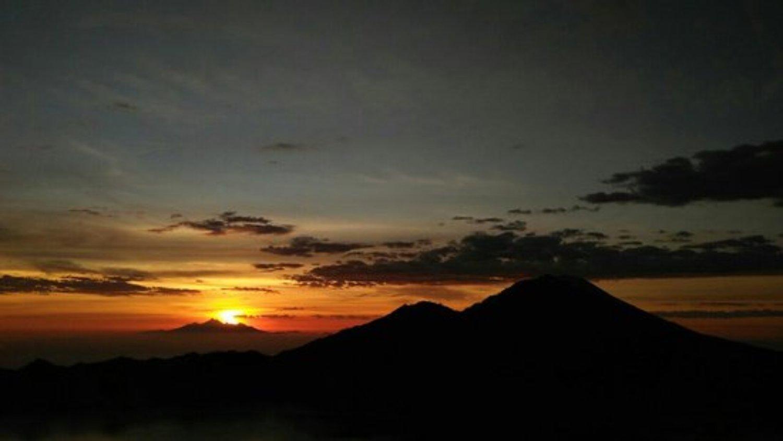 randonnée bali mont Batur avec vous admirer le lever de soleil