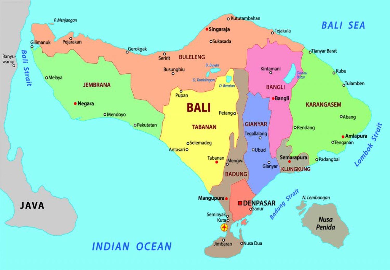 voyage à bali avec activitées 3  randonnées a  l'ile des dieux ,bali -balilabelle