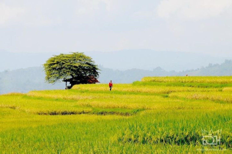 randonnée  au village de kastala @)2020