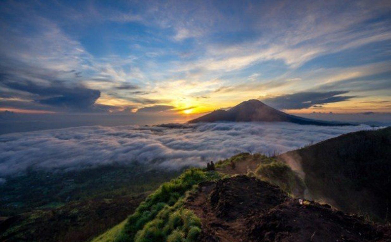 la beauté du mont Batur pour voir le soleil se lever,balilabelle