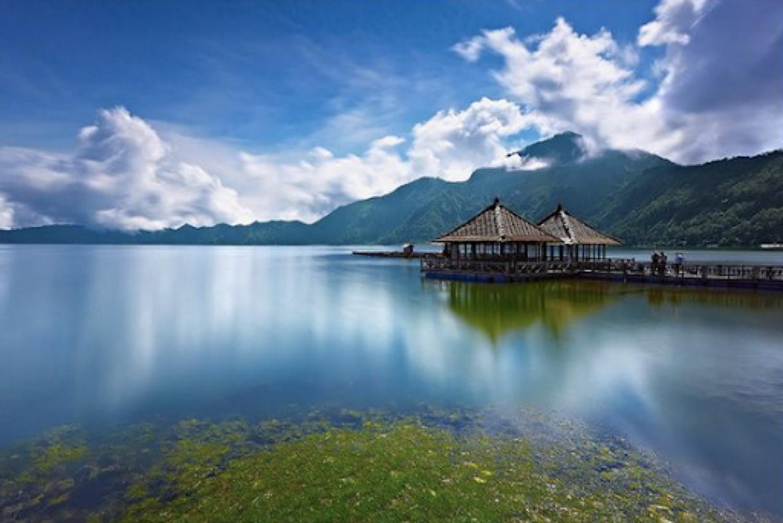 Incroyable randonnée  mont Batur, Kintamani Bali,balilabelle