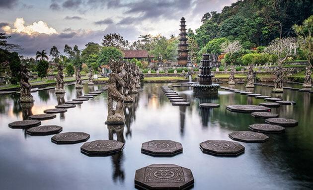 Tirta Gangga Bali water palace 1