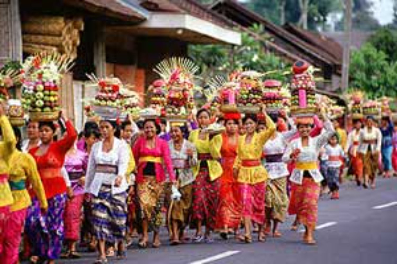 Upacara agama di Bali