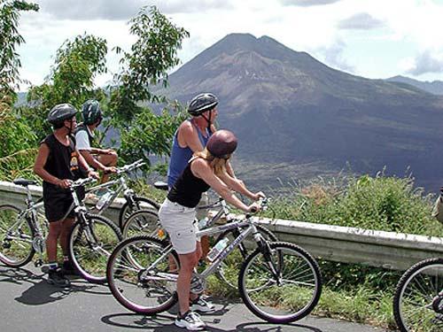 bali cycling kintamani