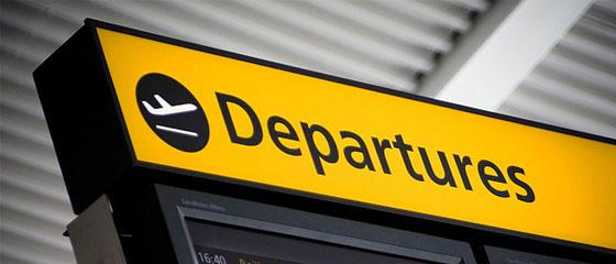 bcn airport departures
