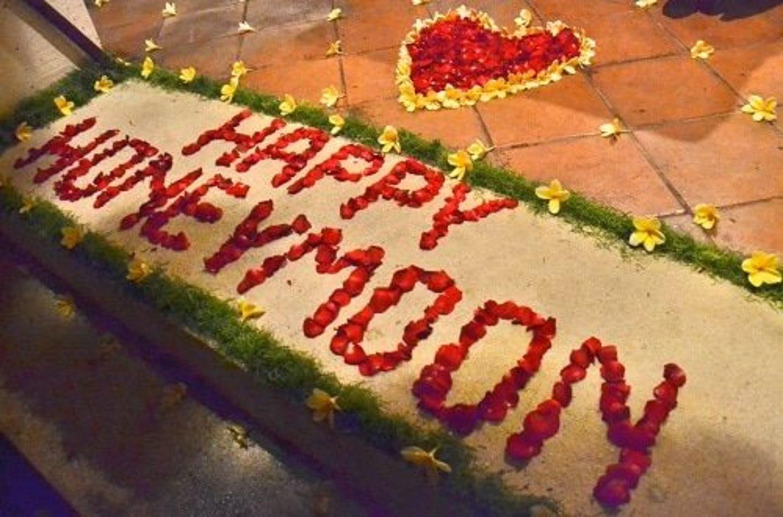 happy honeymoon b